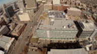 Aerial Utah Salt Lake City video
