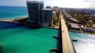 Aerial video Bal Harbour video