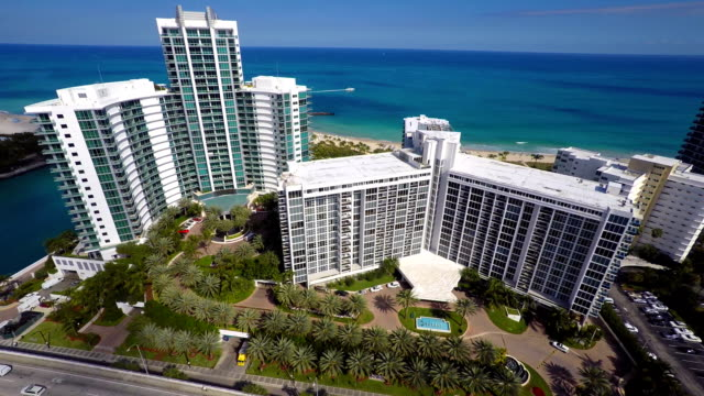 Aerial video Bal Harbour video