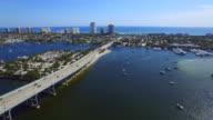 Aerial video Blue Heron Boulevard video