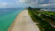 Aerial video Haulover Miami and beach video