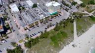Aerial video of Ocean Terrace Miami Beach video