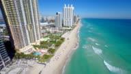 Aerial video of Sunny Isles Beach FL video