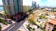 Aerial video of The Courts Miami Beach video