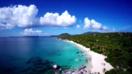 aerial video of Valley Trunk, Virgin Gorda, British Virgin Islands video