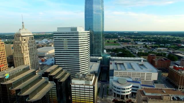Aerial video Oklahoma City video