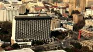Aerial view in San Antonio, Texas video
