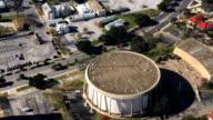 Aerial view in San Antonio video