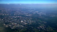 Aerial View of Moscow video