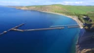 Aerial view of Rapid Bay video