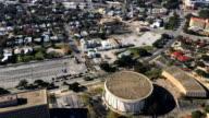 Aerial view of San Antonio video