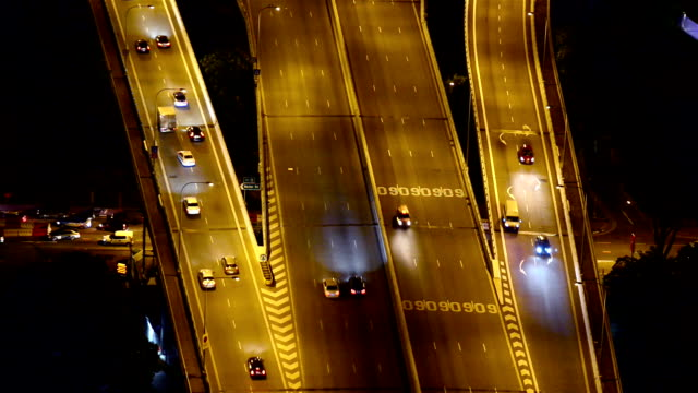 Aerial view of the Stack Interchange video