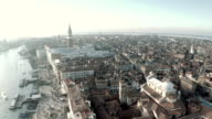 Aerial View of Venice video