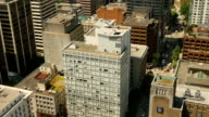 Aerial View Timelapse Vancouver, Canada video