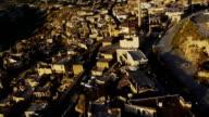 Aerial view turkey video