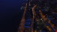 Aerial Washington Seattle video