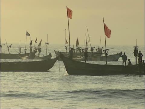 African coast. video