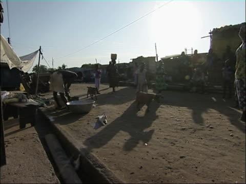 African Street. video