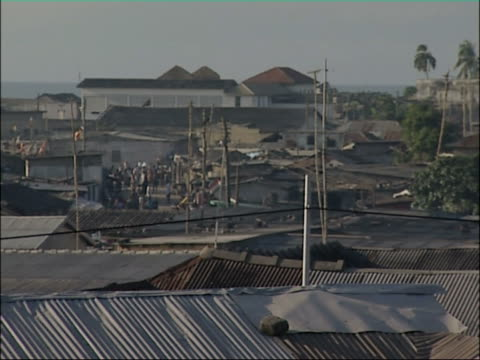 African Town. video