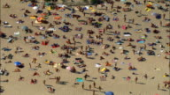 Agde  - Aerial View - Languedoc-Roussillon, France video