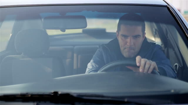 Aggression in traffic video