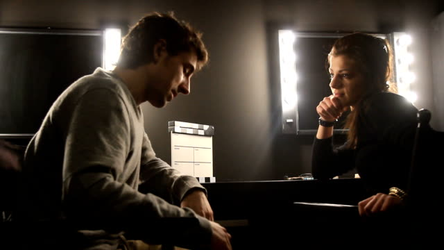 agreement in the dressing room video