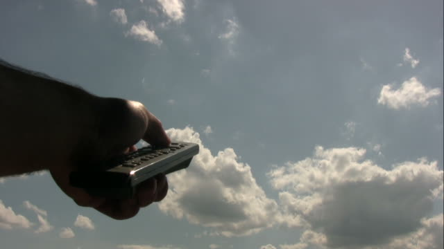Aiming Remote Control at Sky video