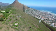 Air adventurers over Cape Town video