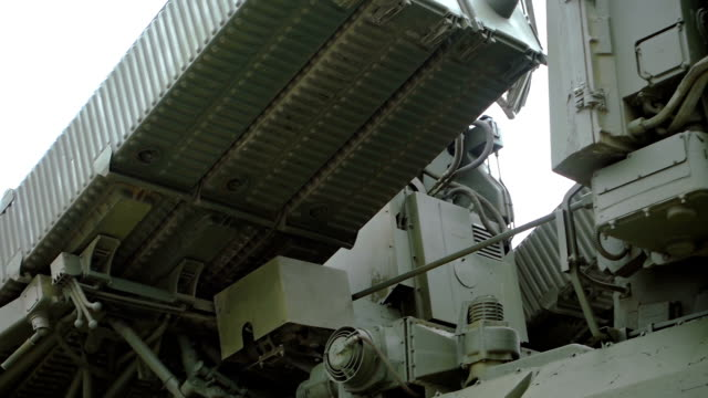 Air defense missile system video