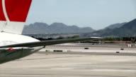 Aircraft Exhaust video
