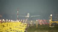 Aircraft takeoff mix video