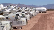 Airplane Boneyard video