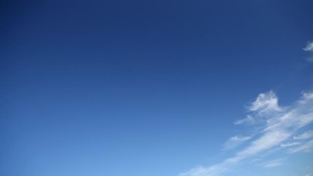 HD airplane landing flying overhead video