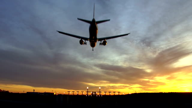 Airplane video