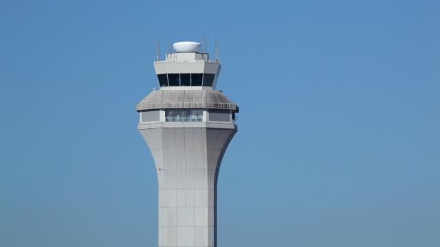 HD airport air traffic control tower ATC video