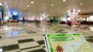 Airport Passenger Terminal 3 video
