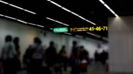 Airport Passenger Terminal video