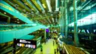 Airport Passenger Terminal video