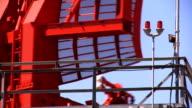 Airport Radar Tower, Close video
