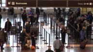 Airport Security, TSA, Terrorism video