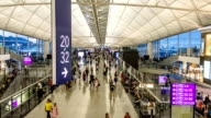 Airport Terminal video
