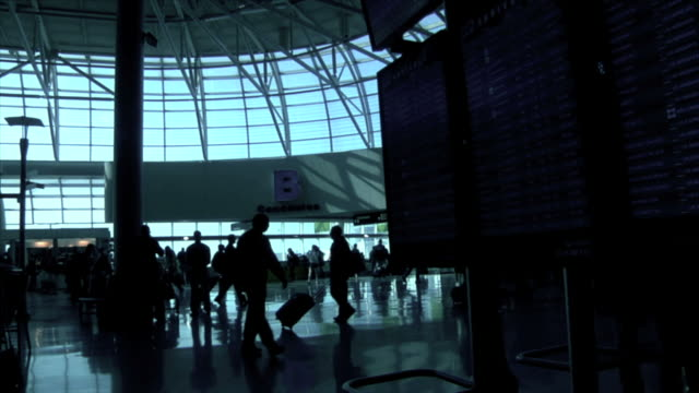 Airport Travel video