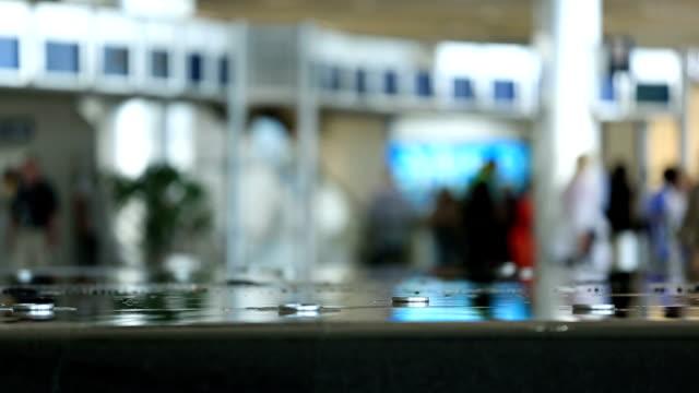 Airport Travelers video