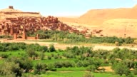 Ait benhaddou fortified city in morocco video