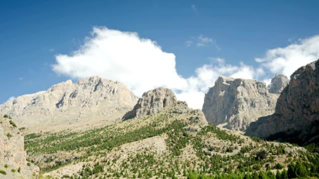 Aladaglar Emli valley two time lapses video