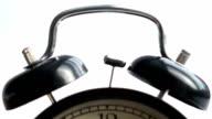 alarm clock ringing video