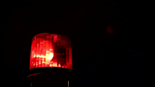 alarm light video