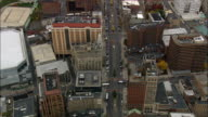 Albany - Aerial View - New York,  Albany County,  United States video