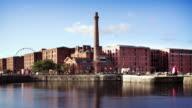 Albert Docks Liverpool, UK video