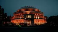 Albert Hall video